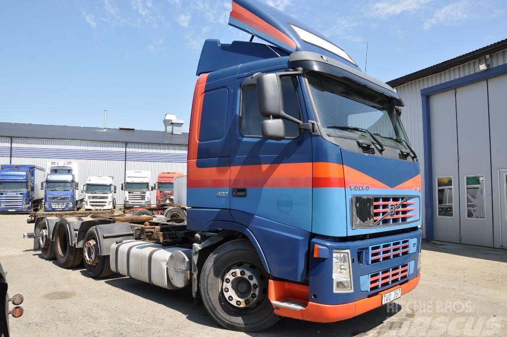 Volvo FH12 8X2 420