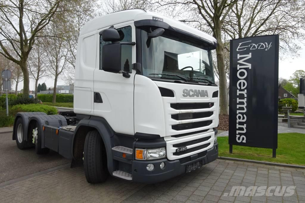 Scania G450 Cg 19 6x2/4 Twinsteer