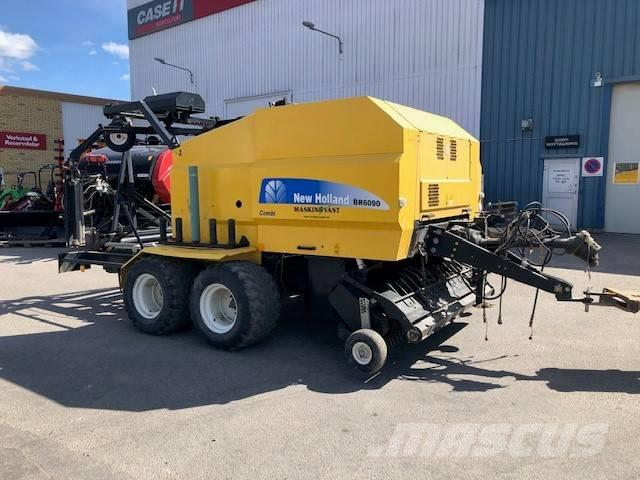New Holland BR 6090 RC COMBI