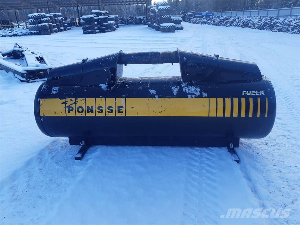 Ponsse Fuel cell