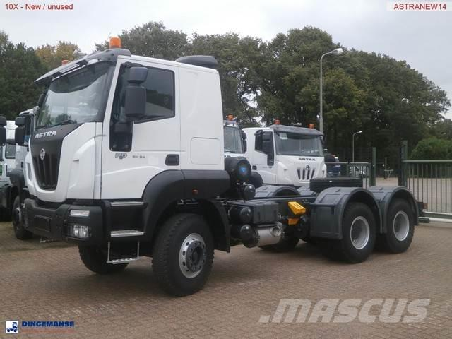 Iveco Astra HD9 64.54 6X4 CHASSIS / NEW