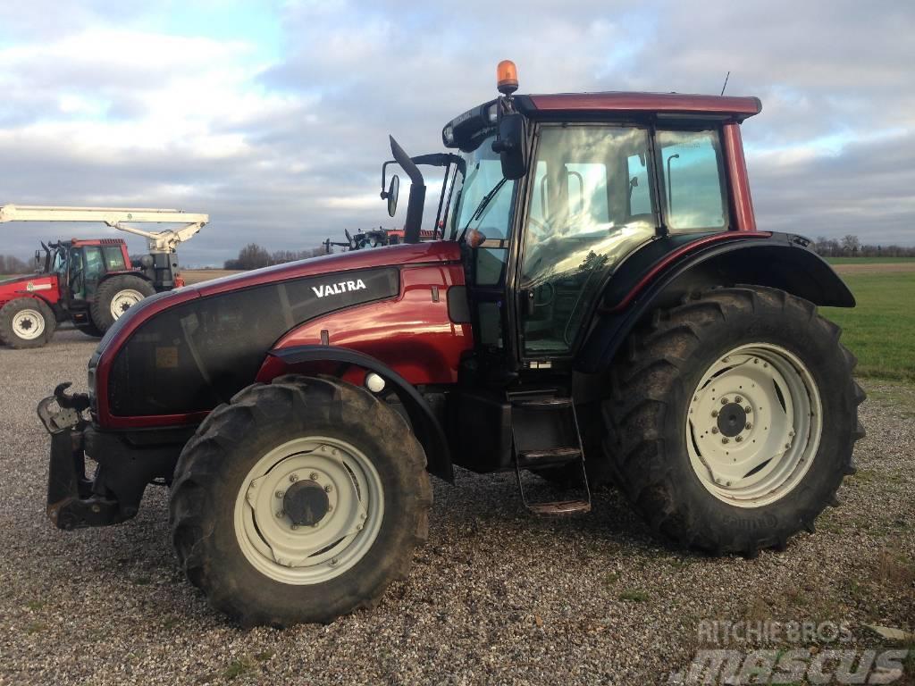 Valtra T131 til salg Pris: kr. 348.000, Årgang: 2009 - Brugte Valtra T131 Brugte traktorer ...