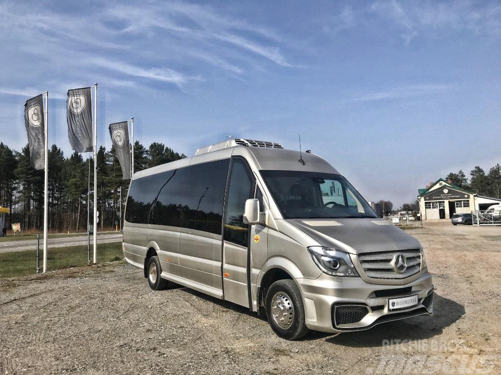 Mercedes-Benz Sprinter 519 XXL Exclusive 21 Seats *NEW IN STOCK*