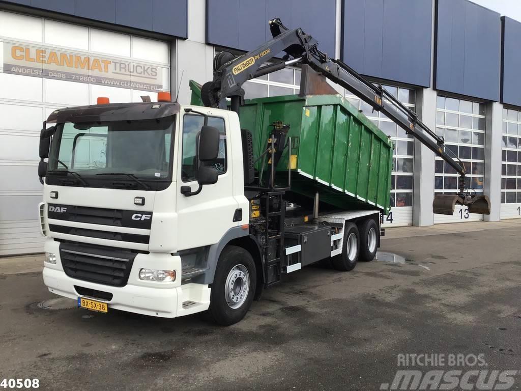 DAF FAS 85 CF 360 Palfinger 13 ton/meter laadkraan