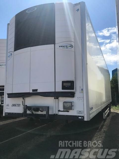 Norfrig Citytrailer FRC MT 30 pall