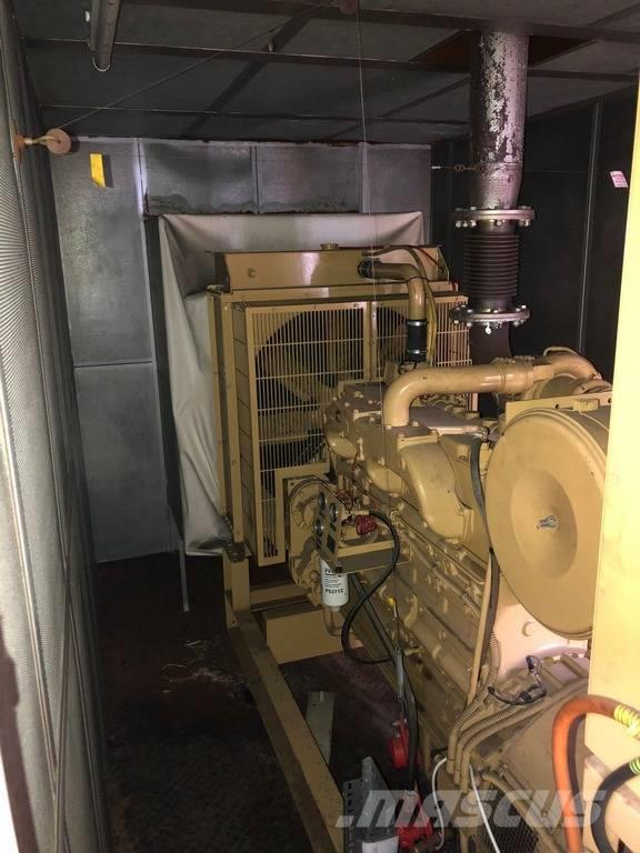 Puma Power 280 KVA Standby Diesel Generator In Silent A