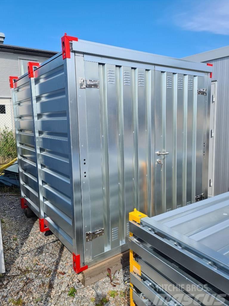 [Other] Monterbar Container förråd 10 fot