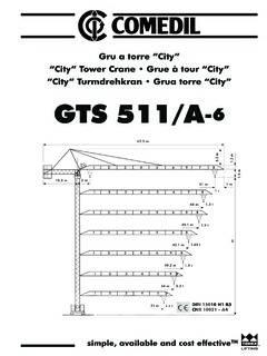 Comedil GTS 511