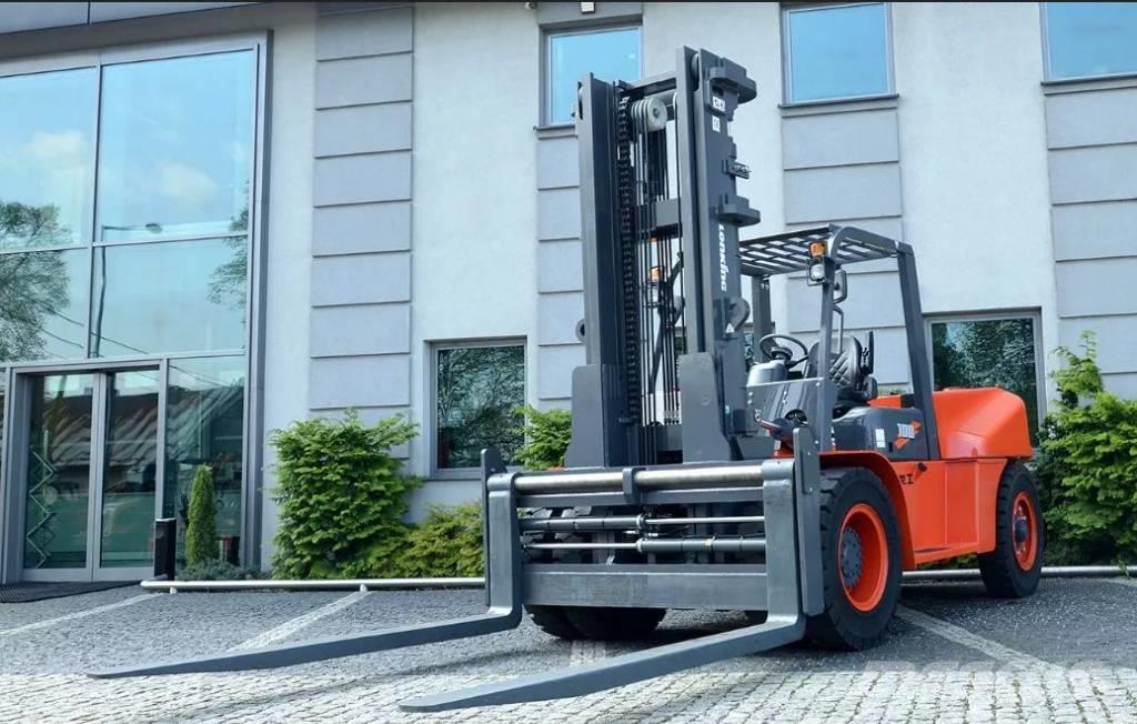Lonking LG100DT as Linde Hyster