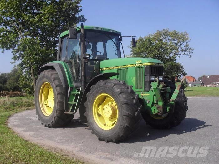 john deere 6900 occasion prix 24 800 ann e d 39 immatriculation 1997 tracteur john deere. Black Bedroom Furniture Sets. Home Design Ideas