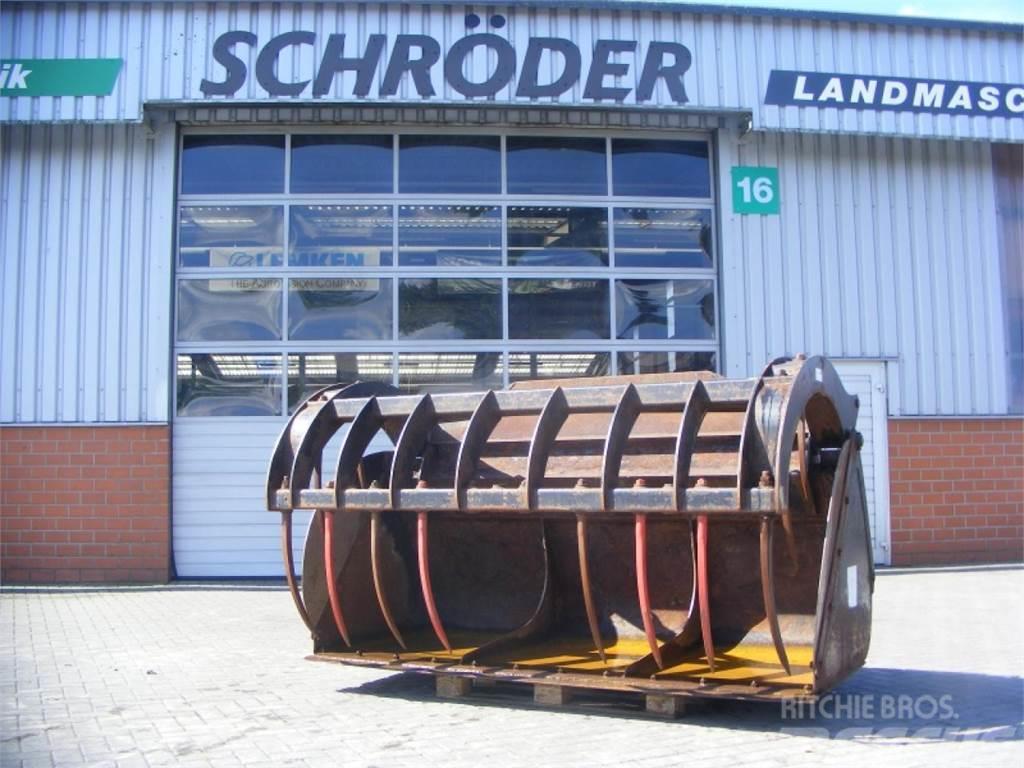 Bressel AXL 2400 mm Silagebe