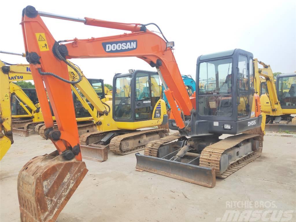 Doosan DX 55-V