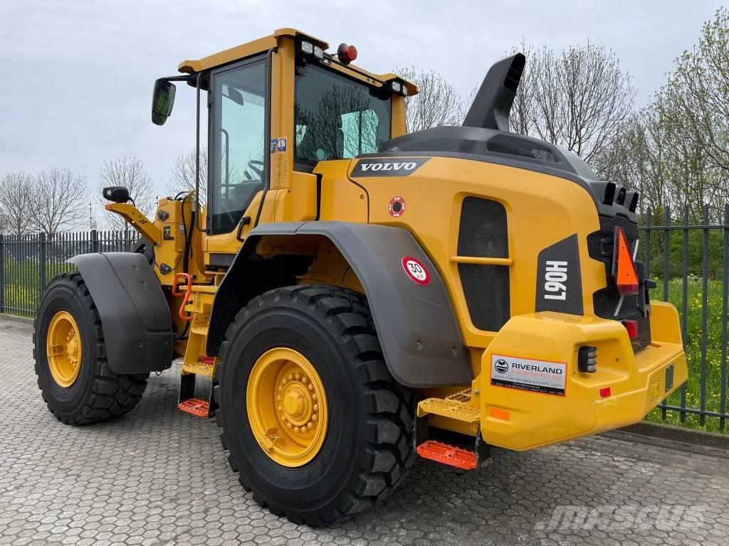 Volvo L90H 2020 750 hours