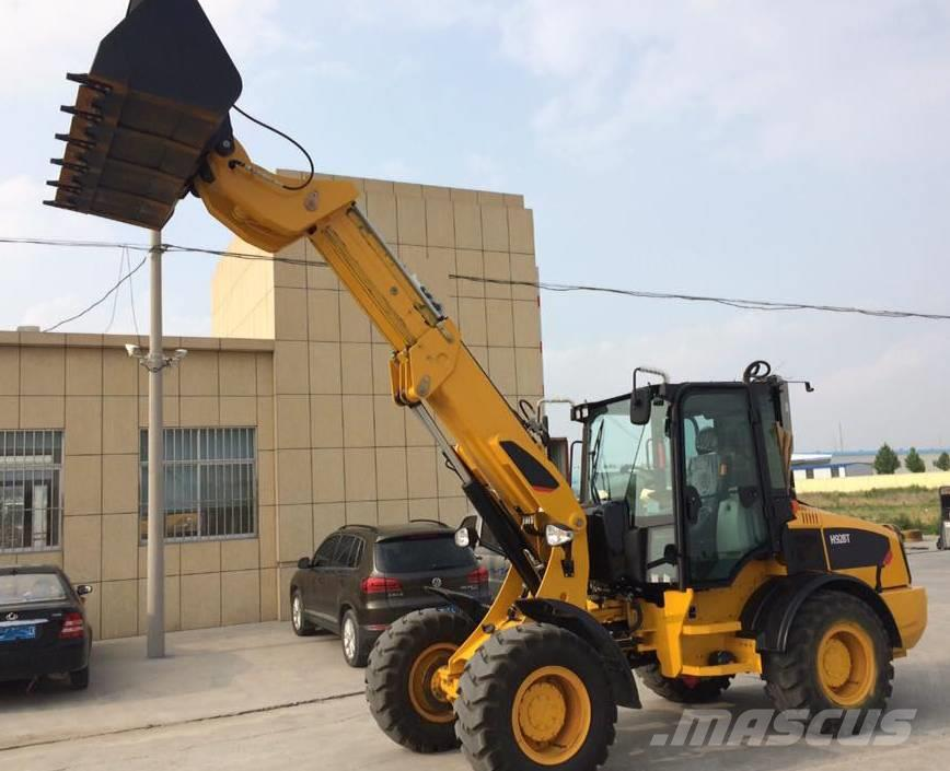 Heracles H580t telescopic wheel loader