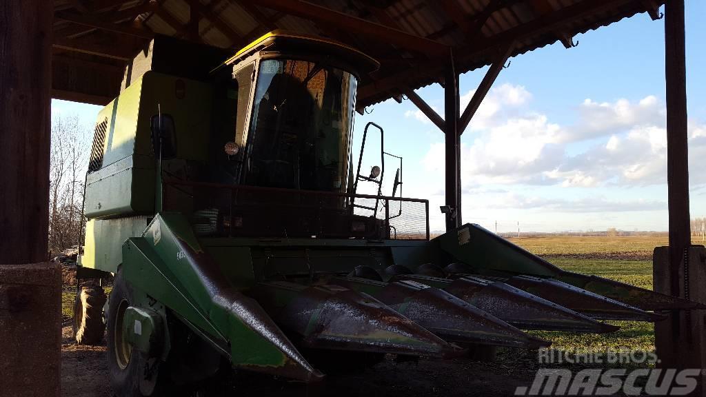 John Deere 1075 Hydro 4