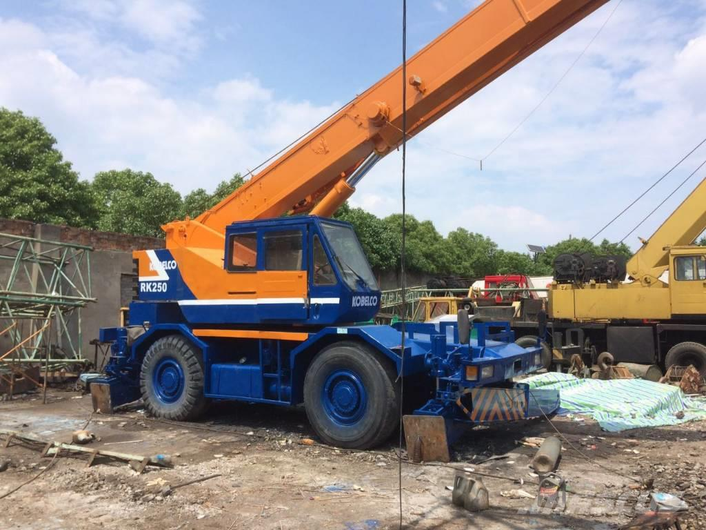 [Other] kebelco RK250