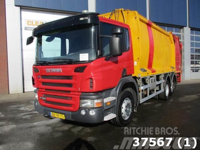 Scania P 280 Euro 5
