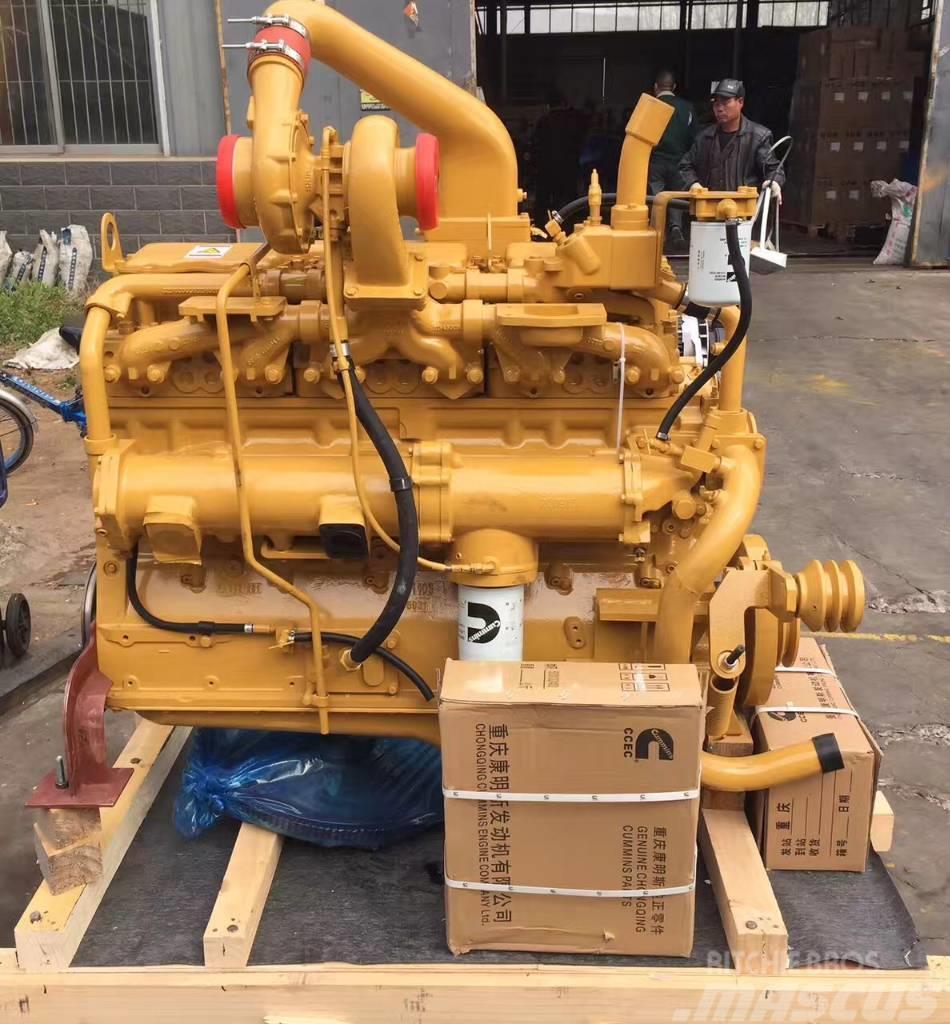 [Other] HBXG SD7 bulldozer engine assy