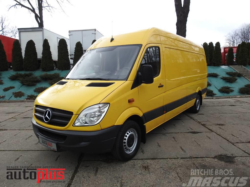 Mercedes-Benz SPRINTER 313 VAN FURGON MAXI