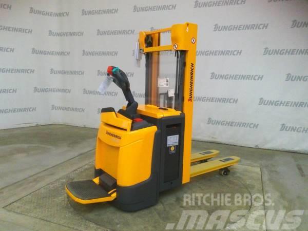 Jungheinrich ERC 216z *tehdaskunnostettu*