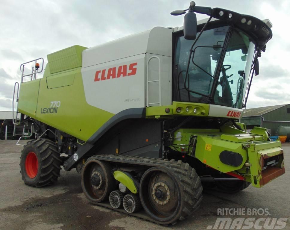 CLAAS 770