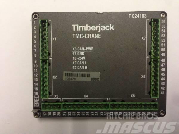 Timberjack TMC-CRANE F024103
