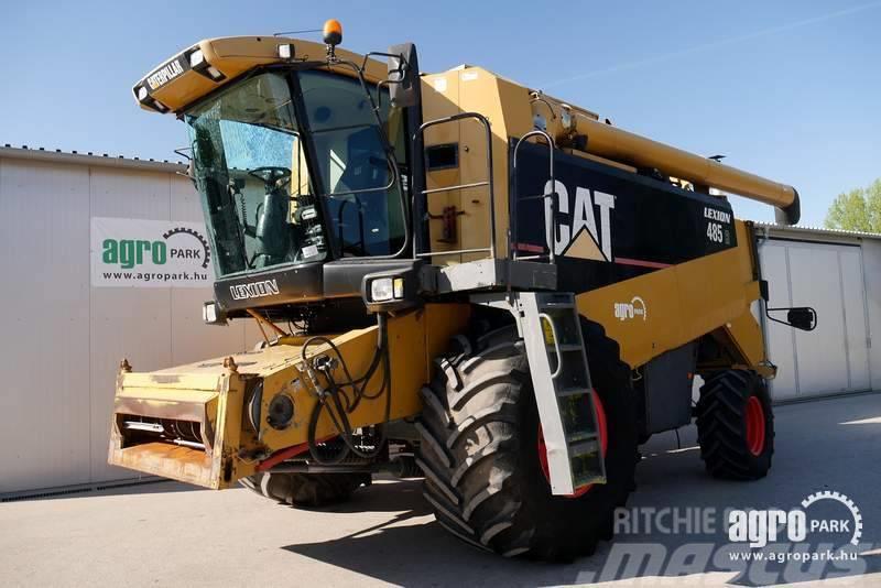 CLAAS Caterpillar Lexion 485 (3678/4338 hours) Rotary co
