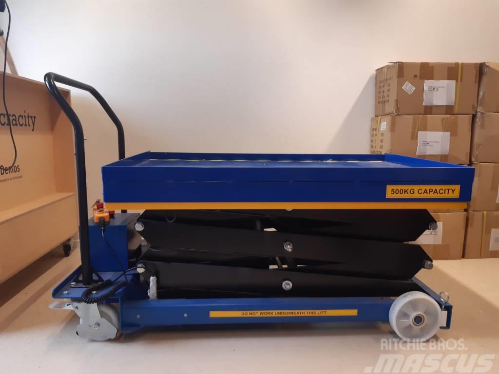 [Other] Mobile Scissor Tables SC-500-T-E