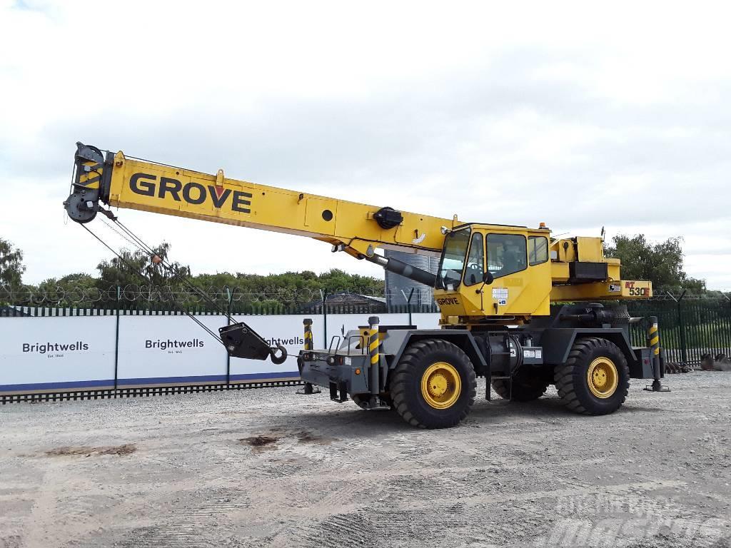 Grove RT 530 E