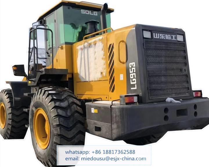 SDLG 953L