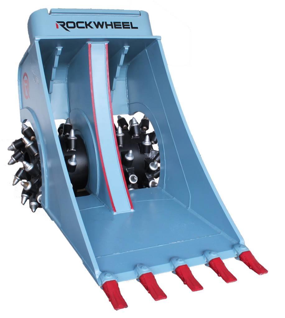 Rockwheel CB20 Crushing milling bucket