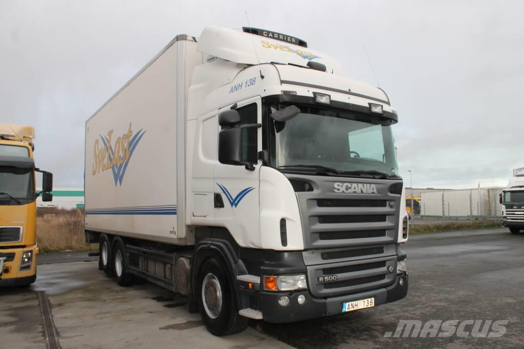 Scania R500LB6X2MNB