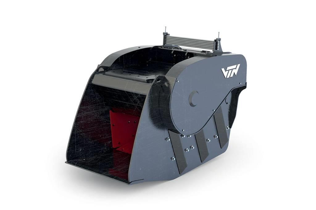VTN FB 150 Crushing bucket 1670KG 10-16T