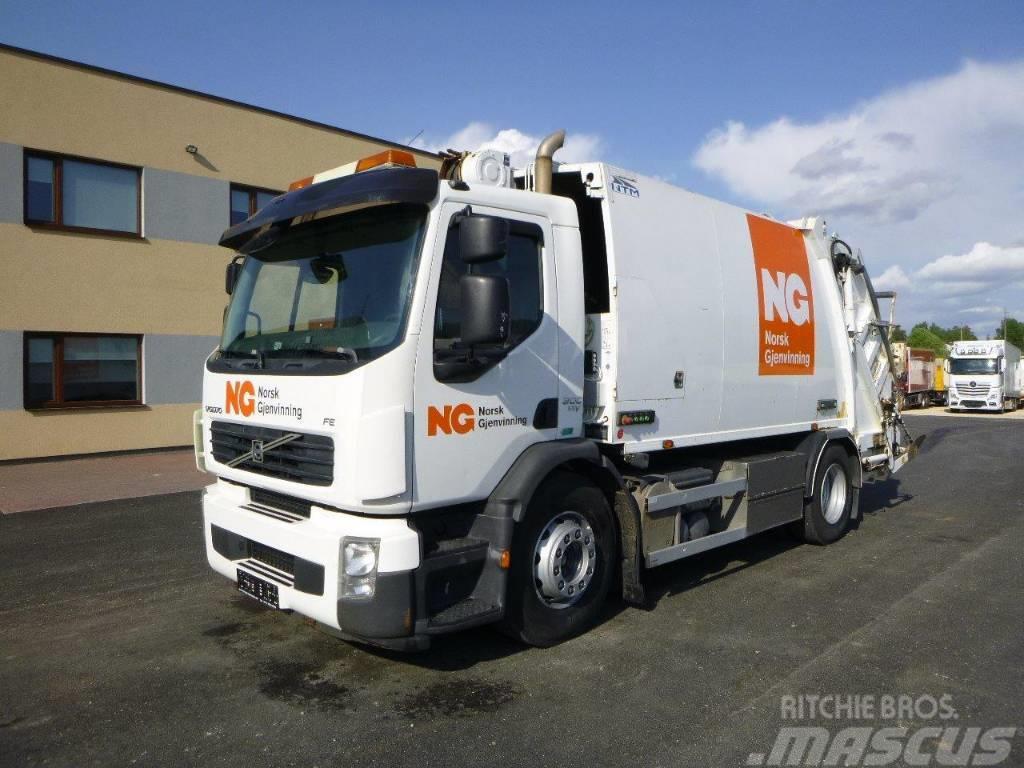 Volvo FE300 4X2 + EEV + NTM