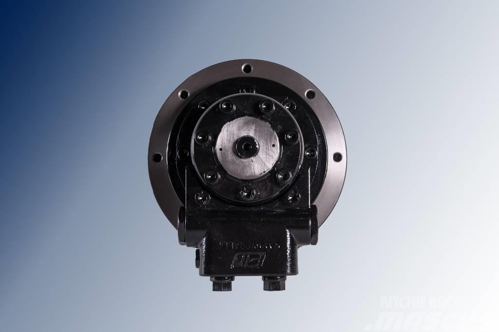 Neuson RD1200, 2017, Transmisiones