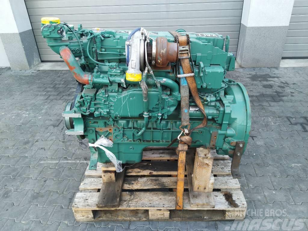 Volvo Silnik Engine Motor D8J 6 cylindrowy turbo Engine