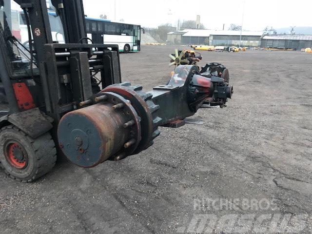 SMV 1600-120 AXLES KESSLER