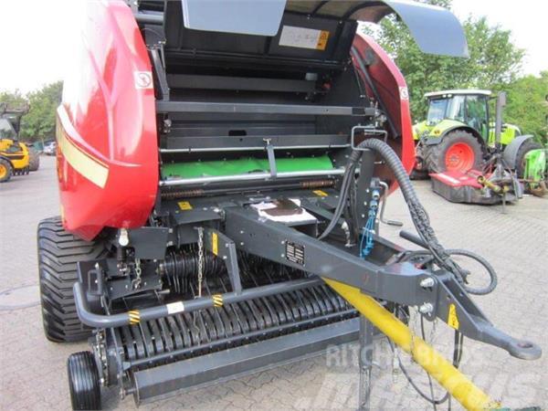 Vicon RV 4220, 2011, Rundbalspressar
