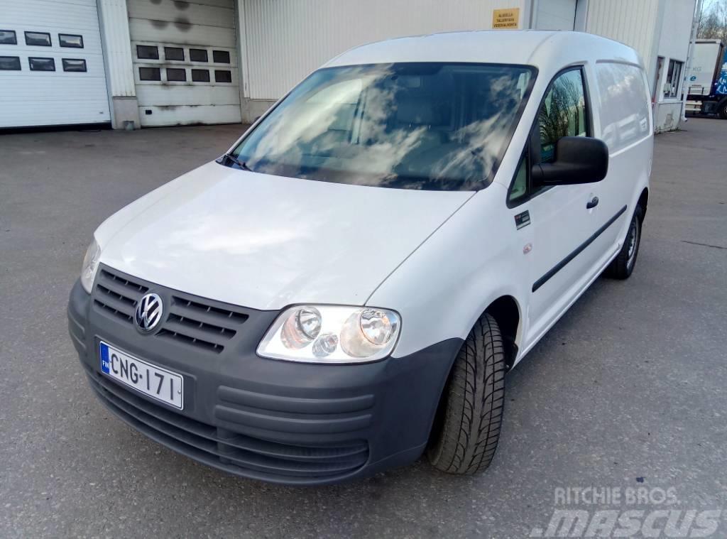 Volkswagen Caddy Maxi 2.0 CNG