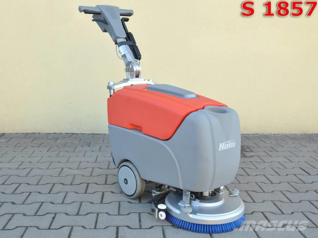 [Other] Scrubber dryer HAKO B12