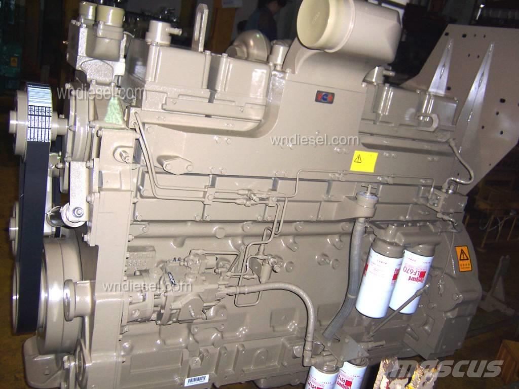 Cummins diesel engine KTAA19-G5