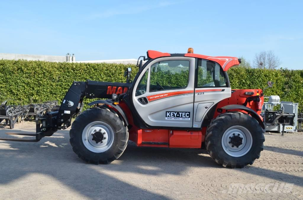 Manitou MLT 840-145 PS +