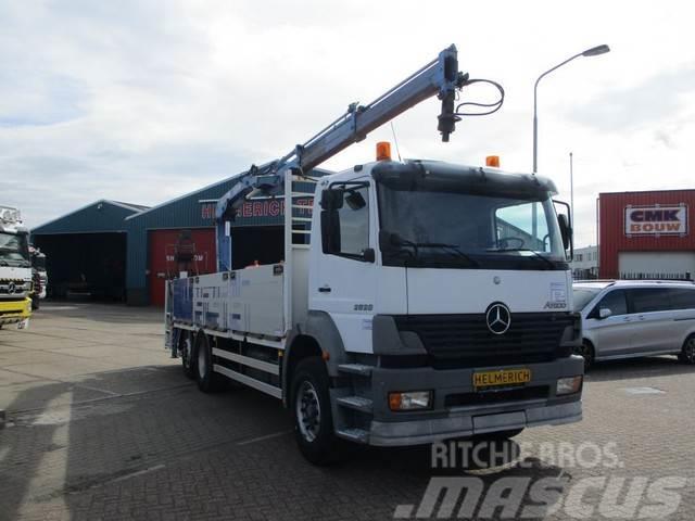 Mercedes-Benz ATEGO ATEGO 2528 L 6X2 EURO 3