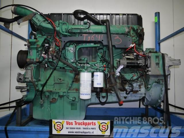 Volvo D12D-380 EC01 VEB