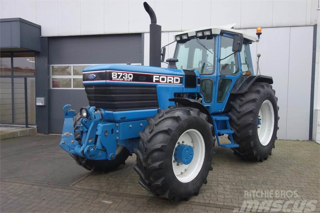 Ford 8730 Powershift