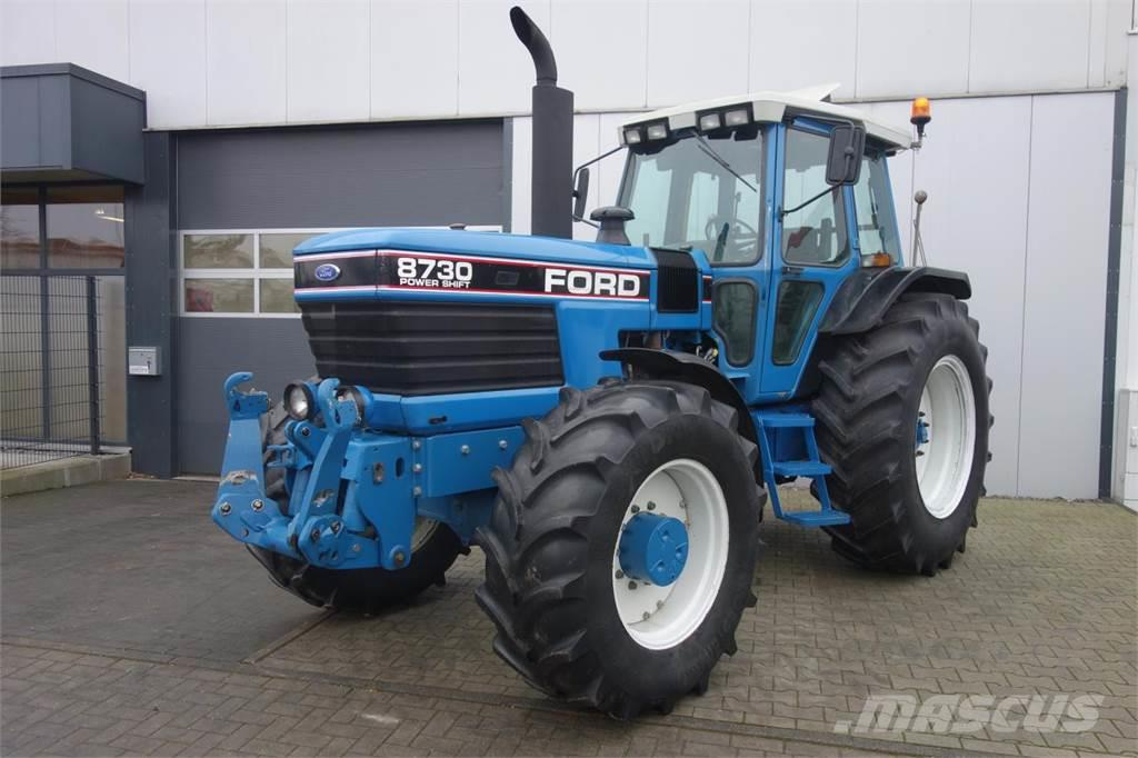 New Holland Ford 8730 Powershift