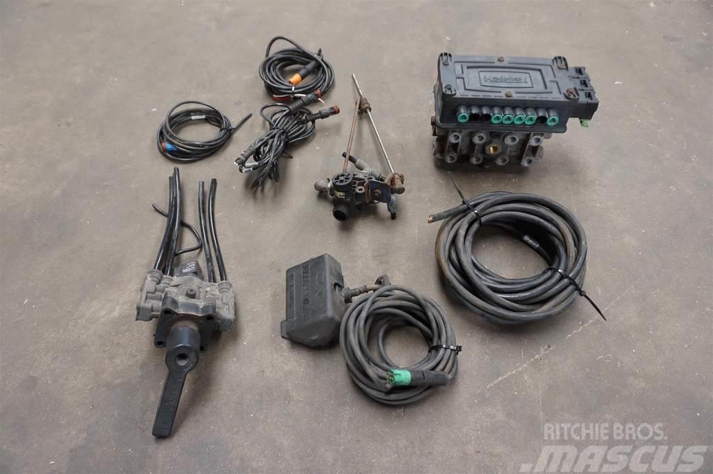 Haldex PA66-MD40 / 1991216 Volledige ABS module inclusief