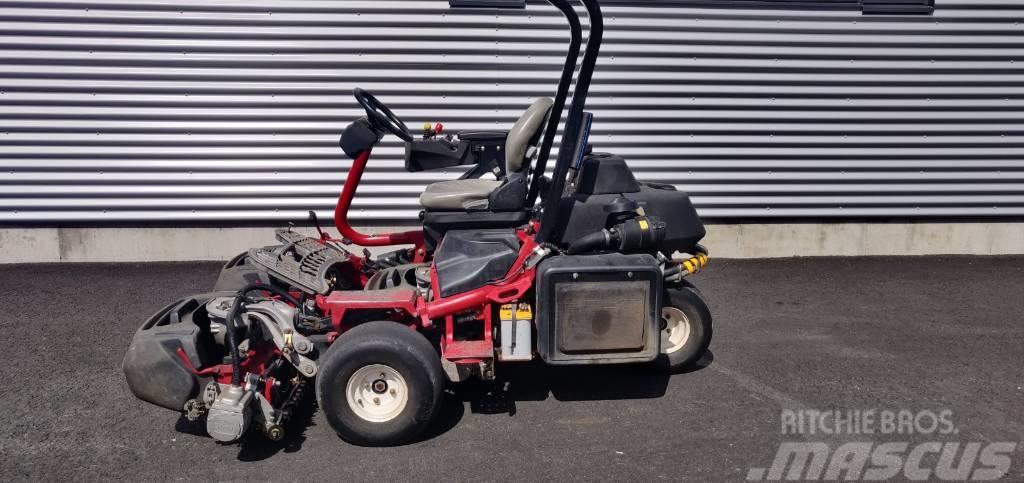 Toro Greensmaster TriFlex 3420 Hybrid