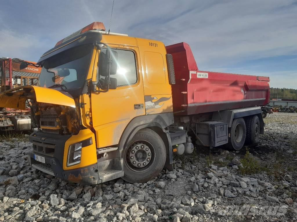 Volvo FMX 370 ONLY PARTS