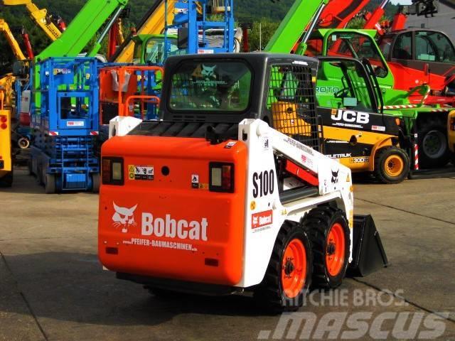 Bobcat Kompaktlader BOBCAT S 100 - 1.8t. / Zusatzhydrauli